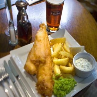 Millstone fish and chips